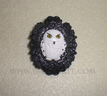 Hedwig Brooch inspired