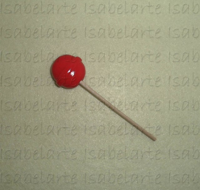 Lollipop pin