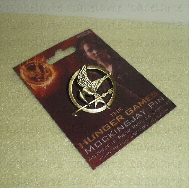 Badge replica Mockingjay